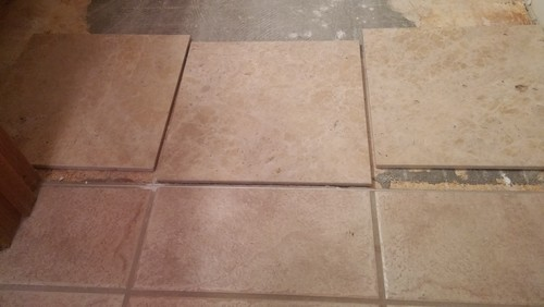 Tile Transition