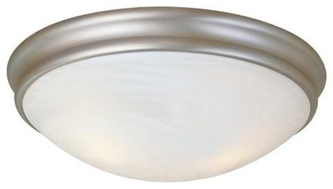 Millennium Lighting 5133 Harlan 2 Light Flush Mount Ceiling Fixture.