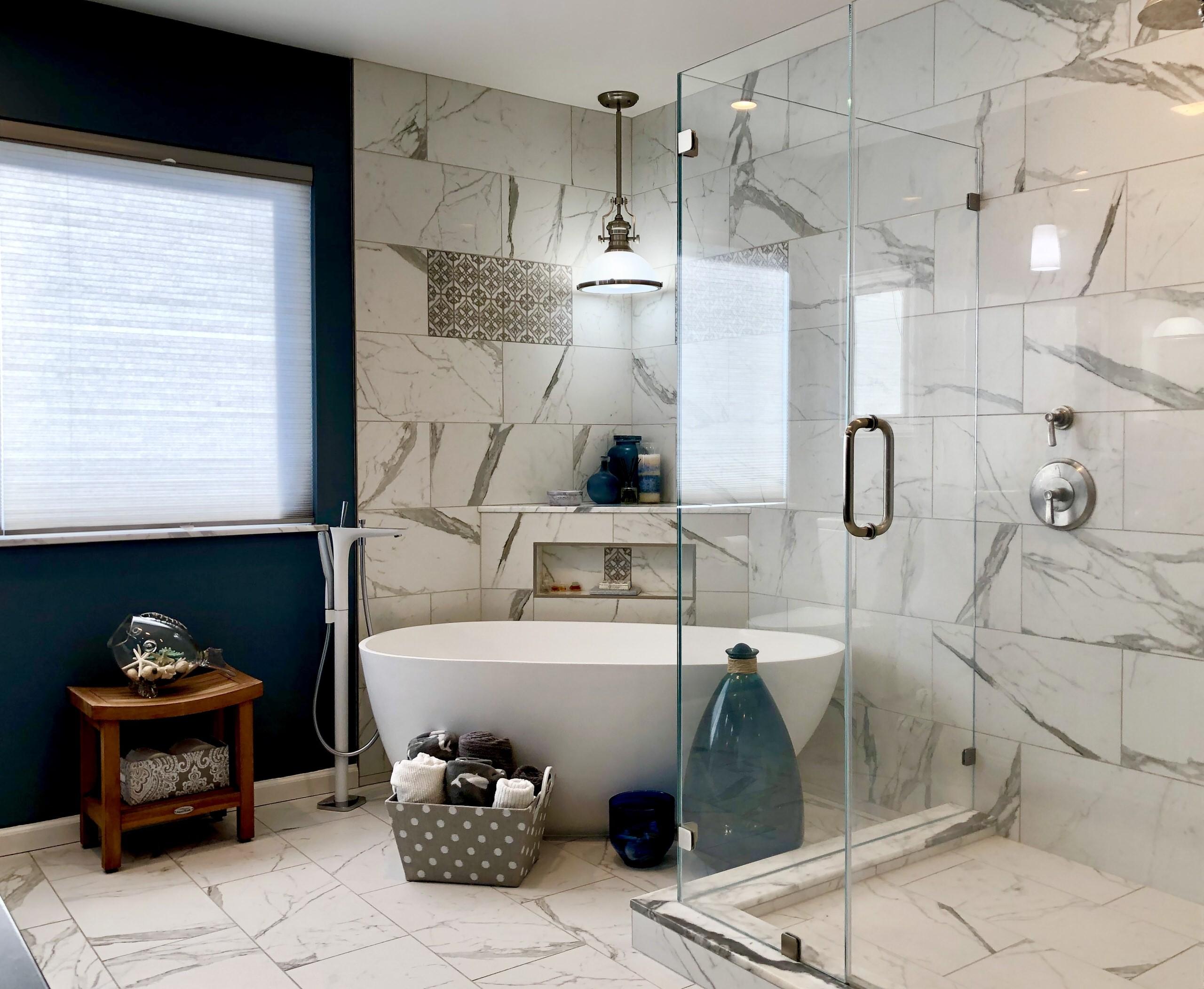 Ocean Bath in San Rafael
