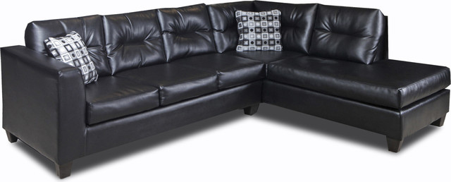 Rishi Sectional Denver, Black