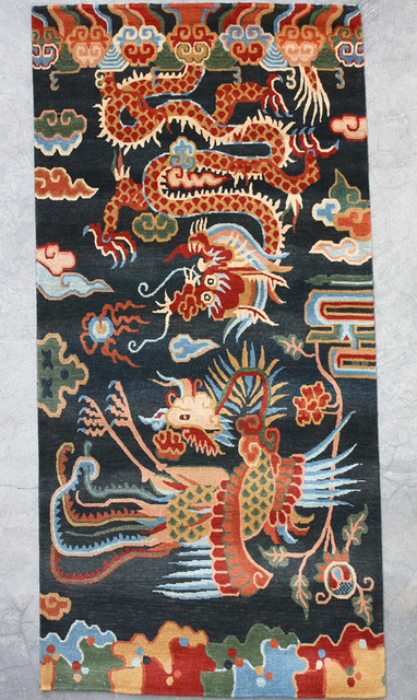 Traditional Tibetan Rugs Uniquely Modern Rugs