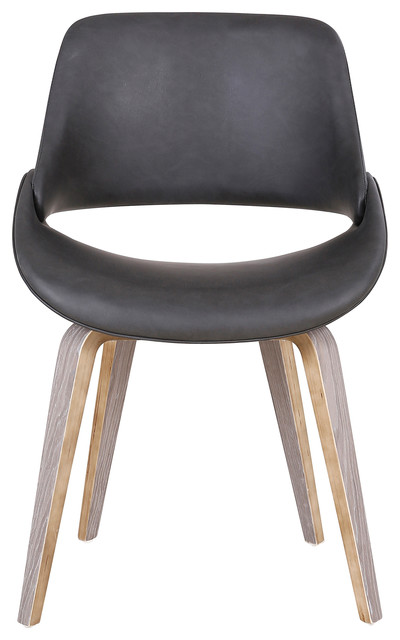 Groovy Mid Century Accent Side Chair Charcoal Caraccident5 Cool Chair Designs And Ideas Caraccident5Info