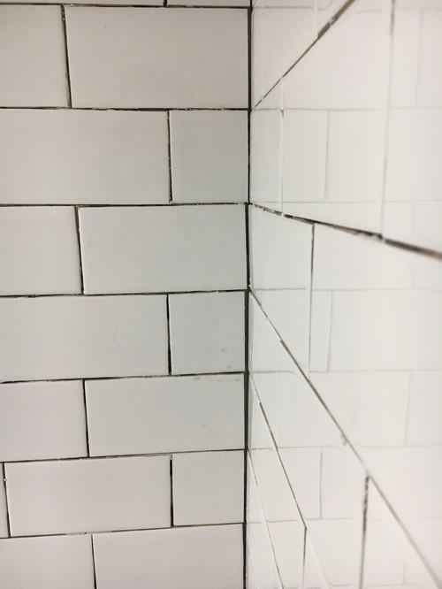 Subway Tile Bad Installation