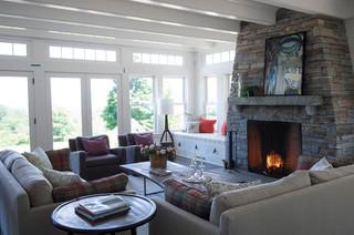 Field House Portland Maine Par Ariana Fischer Interior Design