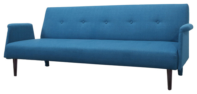 Westminster Convertible Sofa Bed Blue
