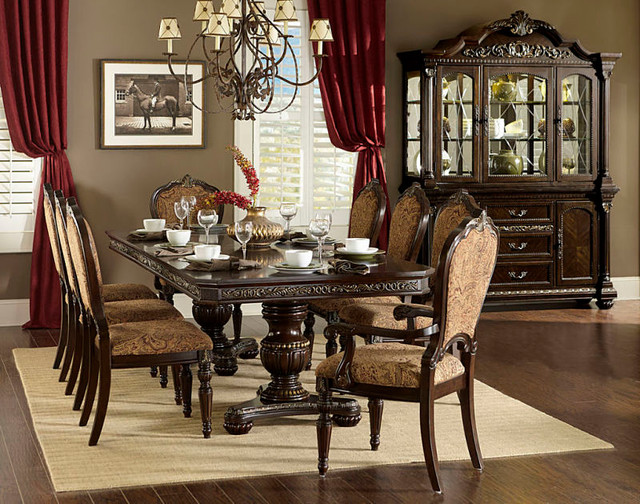 Rosedale Dining Room Set Traditional Miami by El