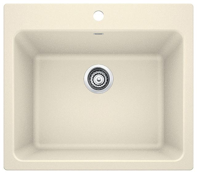 25 Quot X22 Quot X12 Quot Blanco Liven Silgranit Laundry Sink
