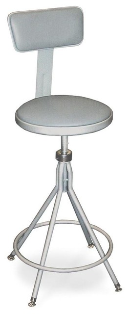 Science Lab Adjustable Premium Swivel Stool