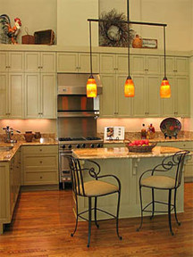 BERYN HAMMIL DESIGNS-Wine Country Portfolio traditional kitchen