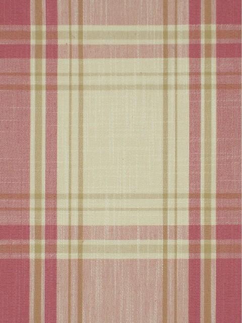 Pink Plaid Fabrics