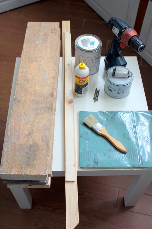 Dimensioni Tavolino Lack Ikea.Ikea Hack Il Tavolino Lack In Stile American Country
