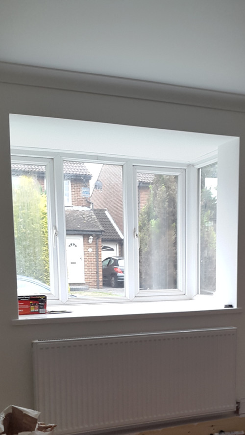How To Dress This Bay Window
