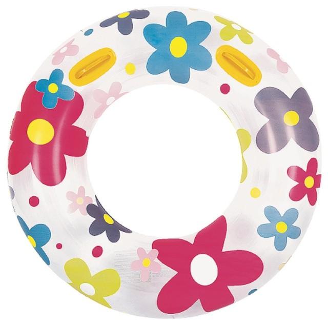 """42"""" Inflatable Swimming Pool Inner Tube Ring Float."""