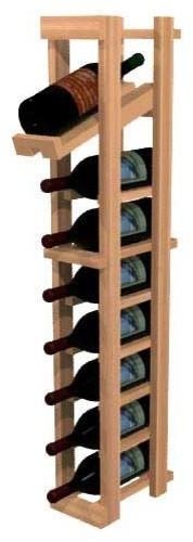 Gemma Wine Rack, Pine And Light.