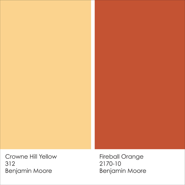 Cheery Color Combo: 7 Ways with Orange and Yellow