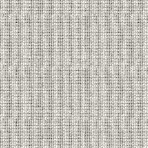 Gray Solid Basketweave Indoor Outdoor Fabric