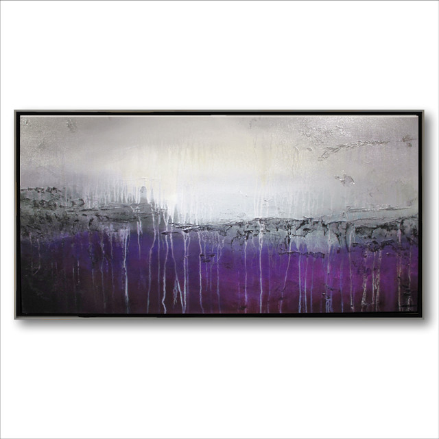 """Abstract Modern Wall Painting Fine Art Limited Edition 62"""" Framed by ELOISExxx"""