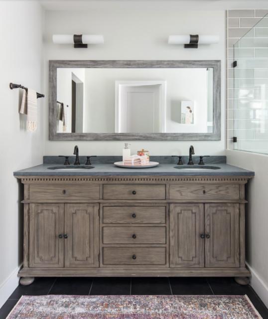 Inspiring Double Vanity