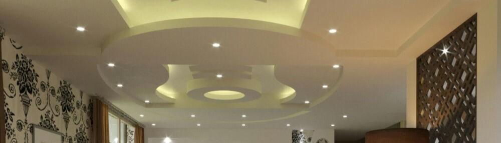Gypsum Ceilings Interiors Kenya Ltd