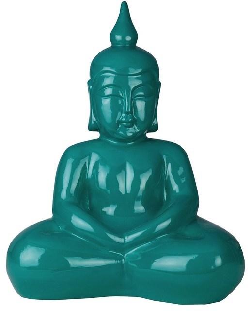 Contemporary buddha home accentdecorative accents for Modern decorative objects