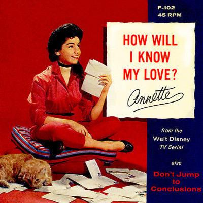 """Annette Funicello 13 x 19/""""  Photo Print"""