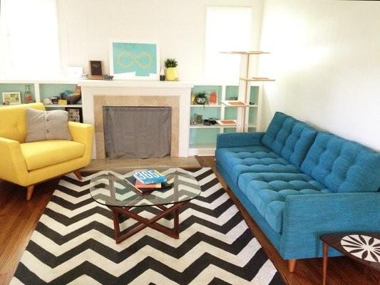 Genial Tyler Sofa   Thrive Furniture Midcentury