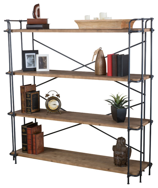 and shelves styling industrial pin magazine dump bookcases bookshelf plants with
