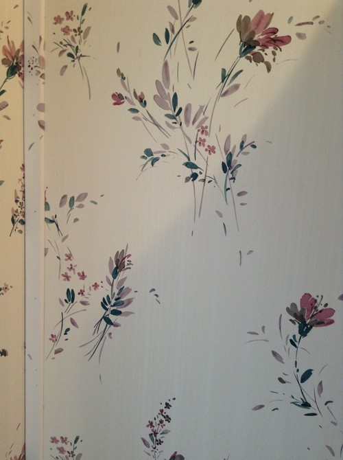 How To Paint Over Mobile Home Wallpaper | Home Painting