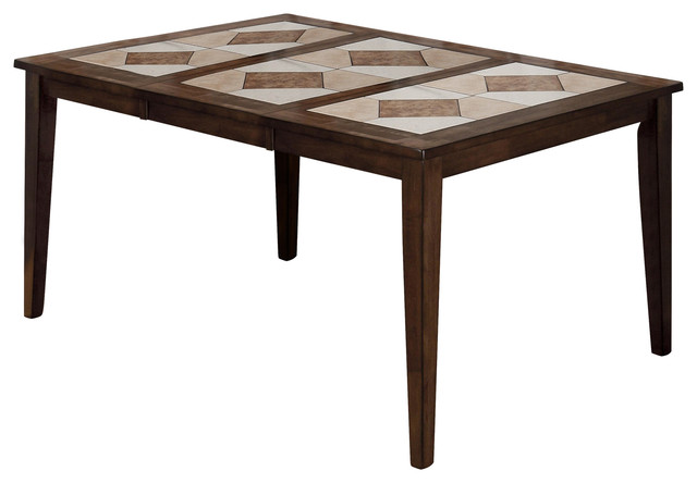 Tucson Dining Table With Ceramic Tile Dining Tables By Jofran
