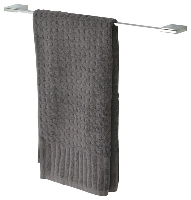 Evideco Wall Mounted Stainless Steel Bathroom Towel Bar