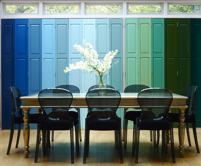 Dining Room Plantation Shutters Modern Dining Room  : modern dining room from www.houzz.com.au size 640 x 530 jpeg 108kB