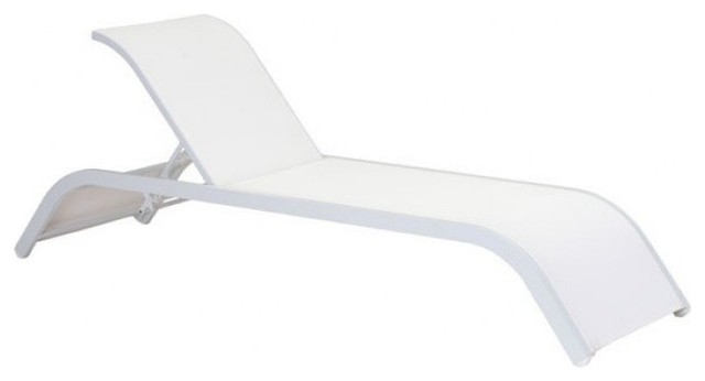 sun beach chaise lounge white furniture