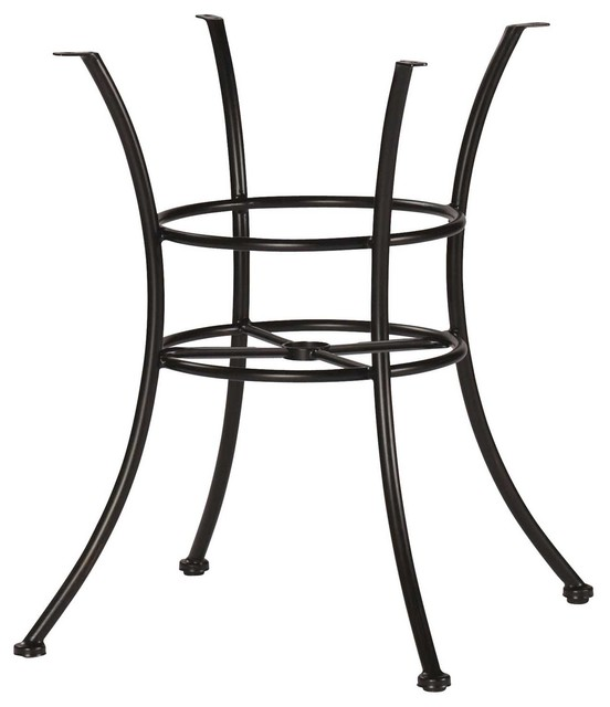 Wrought Iron Table Base For Sale Dining Uk Mesh Tops Bases Glass