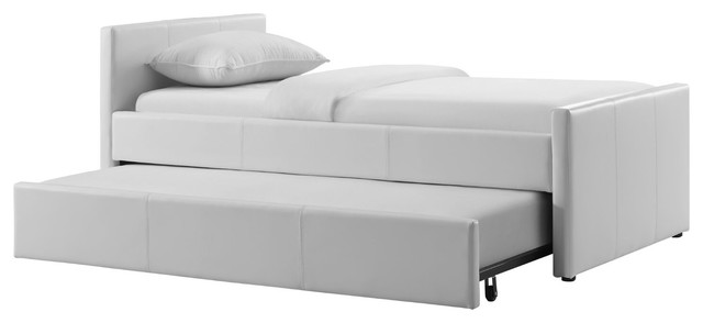 Duette Collection Bed By Casabianca Home, Twin.