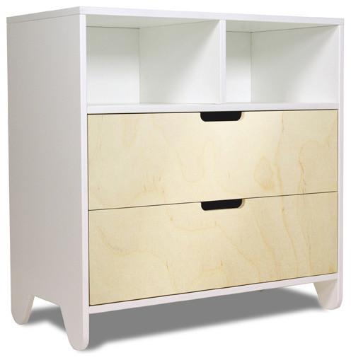 Hiya Dresser, Birch Drawers.