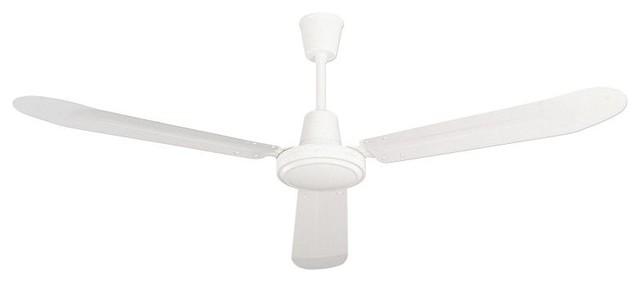 Miseno Mfan-1901 56 Indoor Ceiling Fan, White.