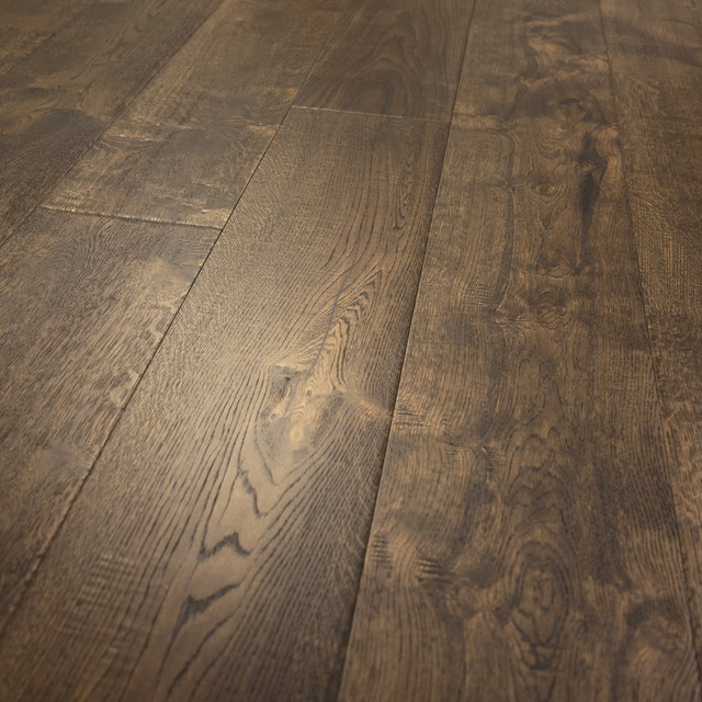French Oak Prefinished Engineered Wood Floor Old Mexico Sample