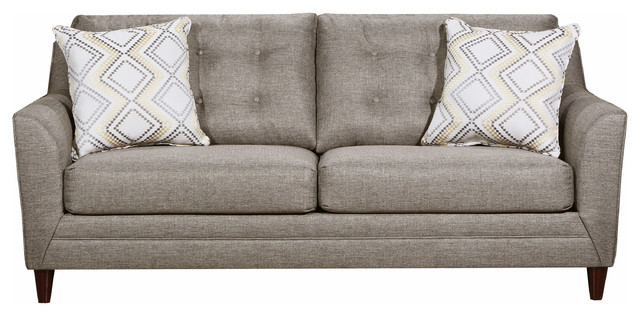 Jensen Gray Sofa