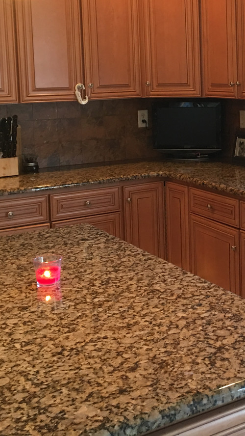 Suggestions for paint color on cabinets and tile backsplash - Suggested paint colors for kitchen ...
