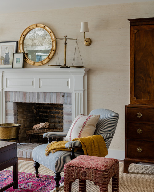 Traditional Cape Cod Charming Home Tour Town Country Living
