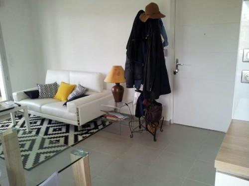 comment am nager et d corer mon salon cuisine de 24 m. Black Bedroom Furniture Sets. Home Design Ideas