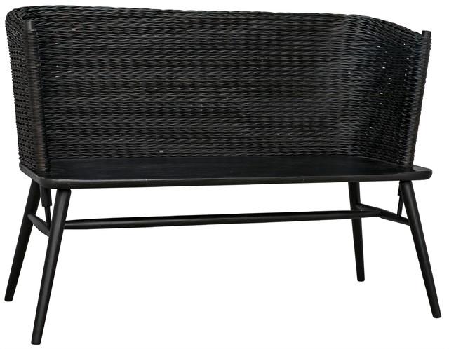 Pleasant Curba Loveseat Charcoal Black Beatyapartments Chair Design Images Beatyapartmentscom