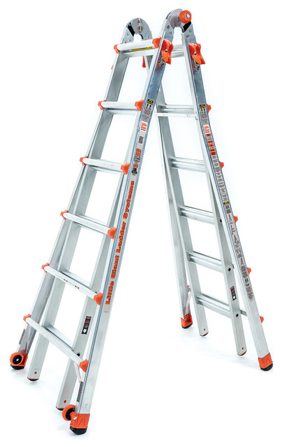 The Little Giant LT Multi-Use Ladder System, 26'