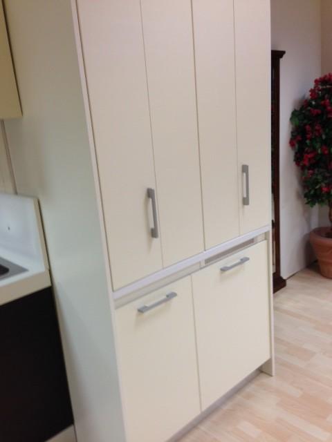 Mini Cucina monoblocco a scomparsa cm. 109 - Contemporaneo - Torino ...