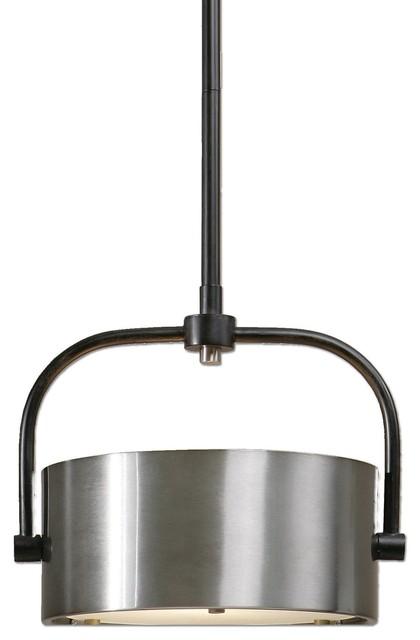 Belding 1 Light Industrial Mini Pendant.