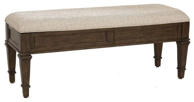 Storage Leg Bench. -1