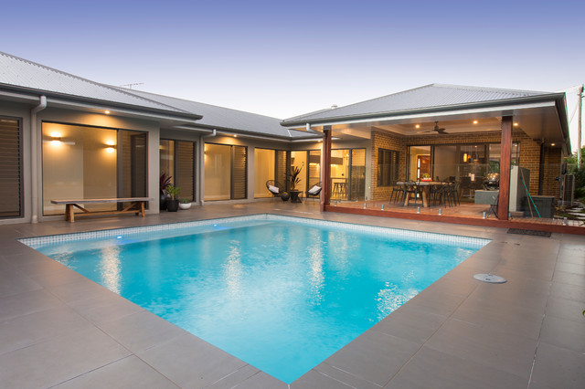Boyden Street, east Toowoomba - Modern - Brisbane - by Arden Vale Homes Pty Ltd