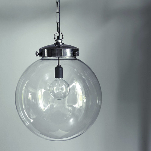 Where to find large glass globe pendant lights aloadofball Image collections