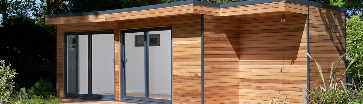 Garden room in kent for Garden rooms kent
