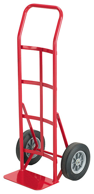 Safco Heavy-Duty Continuous Handle Hand Truck.